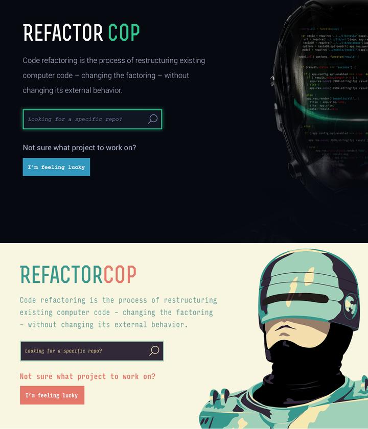 RefactorCops